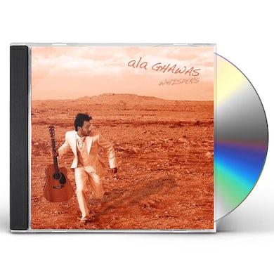 Ala Ghawas WHISPERS CD