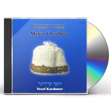 MEKOR CHOCHMA CD