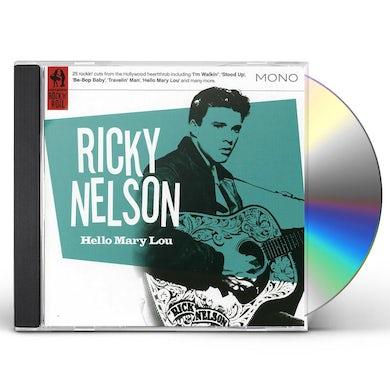 Ricky Nelson HELLO MARY LOU CD