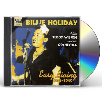 Billie Holiday VOL. 1-EASY LIVING CD