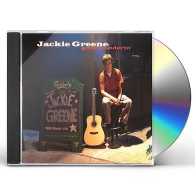 Jackie Greene GONE WANDERIN' CD