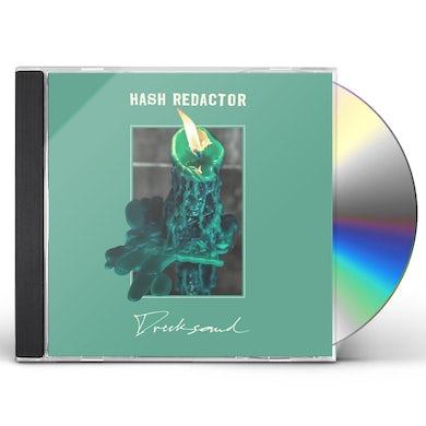 Hash Redactor DRECKSOUND CD