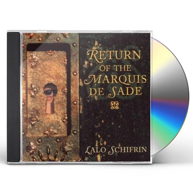 Lalo Schifrin RETURN OF THE MAARQUIS DE SADE CD