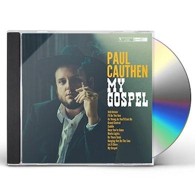 Paul Cauthen MY GOSPEL CD