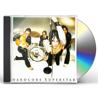 Hardcore Superstar THANK YOU (FOR LETTING US BE OURSELVES) CD