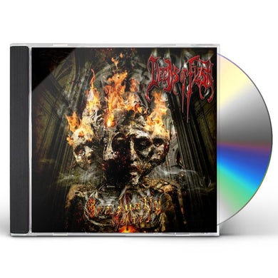 Deeds Of Flesh GRADUALLY MELTED CD