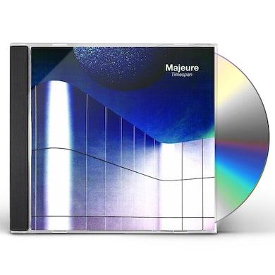 Majeure TIMESPAN CD