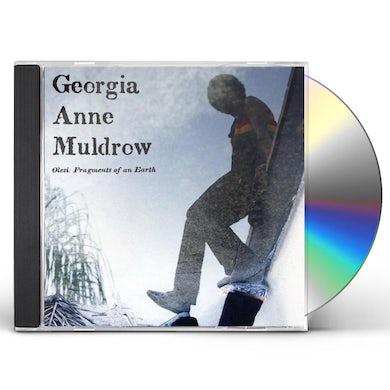 Georgia Anne Muldrow OLESI: FRAGMENTS OF AN EARTH CD