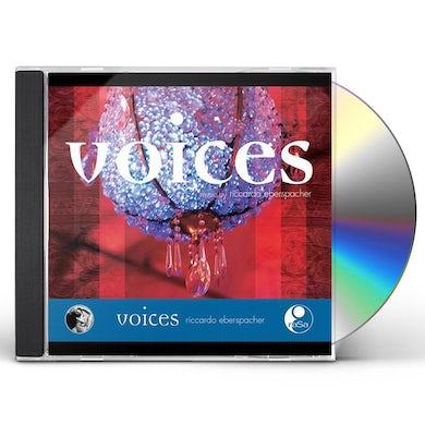 Riccardo Eberspacher VOICES CD