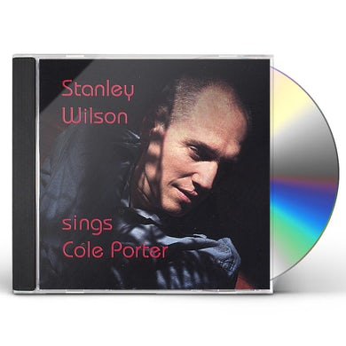 Stanley Wilson SINGS COLE PORTER CD