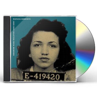 Matana Roberts COIN COIN CHAPTER FOUR: MEMPHIS CD