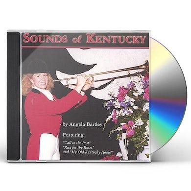 Angela Bartley SOUNDS OF KENTUCKY CD