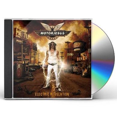 Motorjesus ELECTRIC REVELATION CD