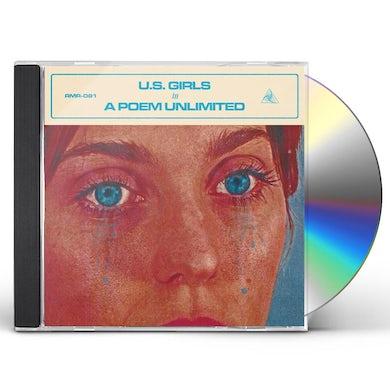 U.S. Girls POEM UNLIMITED CD