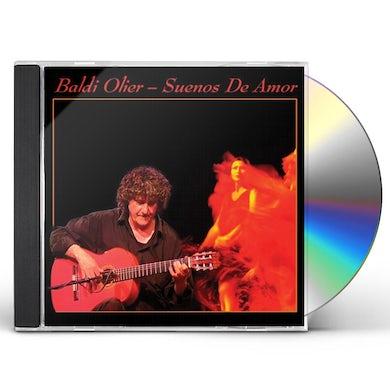 Baldi Olier SUENOS DE AMOR CD