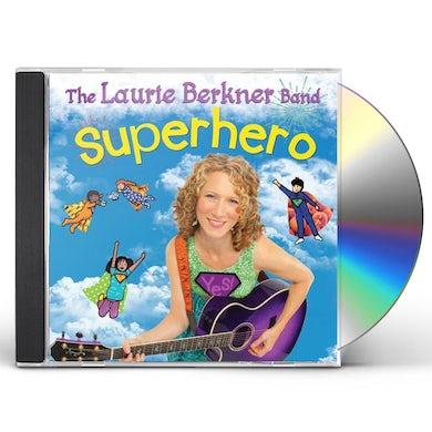 Laurie Berkner SUPERHERO CD