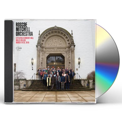 Littlefield Concert Hall Mills College CD