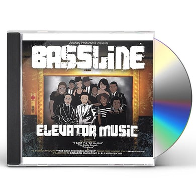 BassLine ELEVATOR MUSIC CD