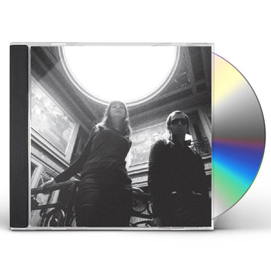 The Limiñanas COSTA BLANCA CD