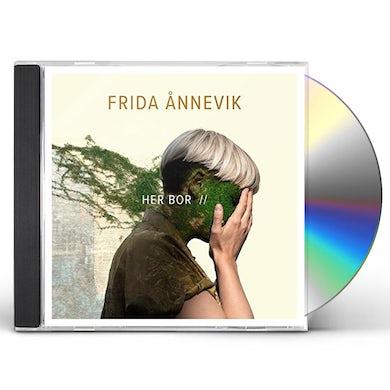 Frida Annevik HER BOR CD