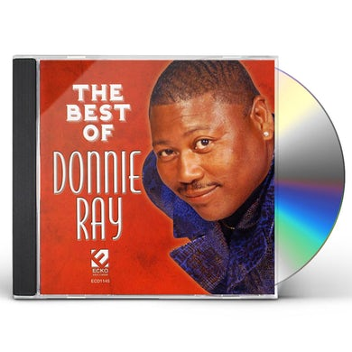 BEST OF DONNIE RAY CD