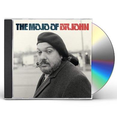 MOJO OF DR. JOHN CD