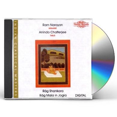 Ram Narayan RAGA SHANKARA CD
