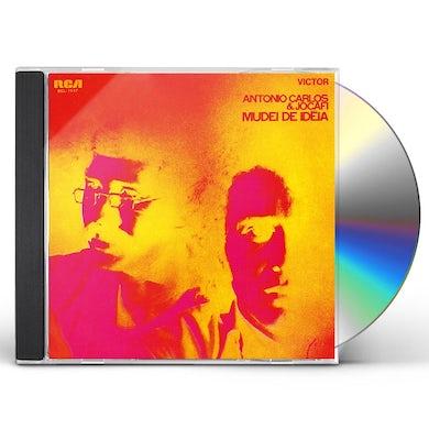MUDEI DE IDEIA CD