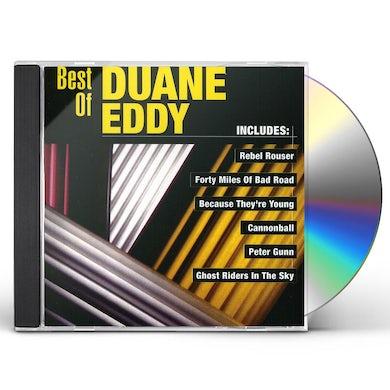 BEST OF DUANE EDDY CD