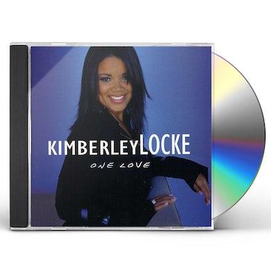 Kimberley Locke ONE LOVE CD