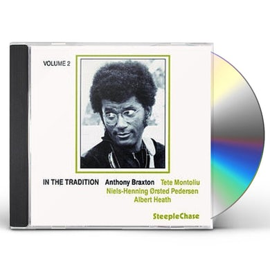 Anthony Braxton IN THE TRADITION 2 CD