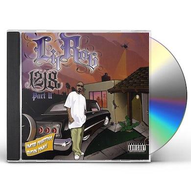 Lil Rob 1218 PART II CD