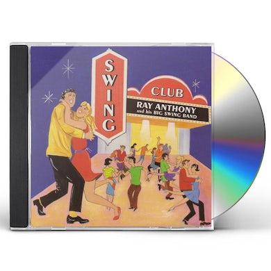 Ray Anthony SWING CLUB CD
