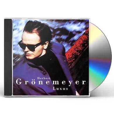 Herbert Gronemeyer LUXUS CD