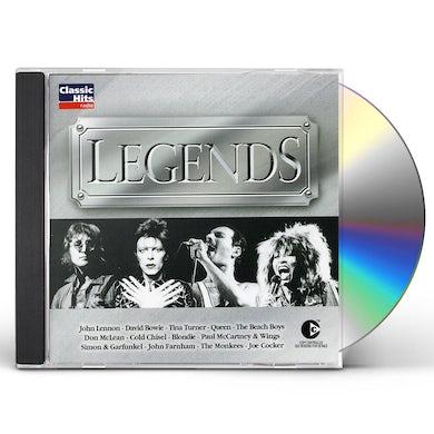 LEGENDS CD