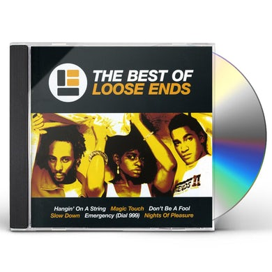 Loose Ends BEST OF CD