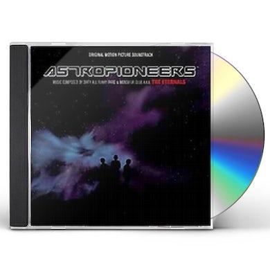 Eternals ASTROPIONEERS CD