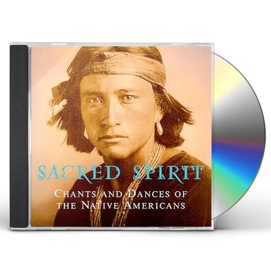 CHANTS & DANCES OF NATIVE AMERICANS CD