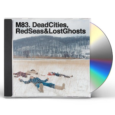 M83 DEAD CITIES RED SEAS & LOST GHOSTS CD
