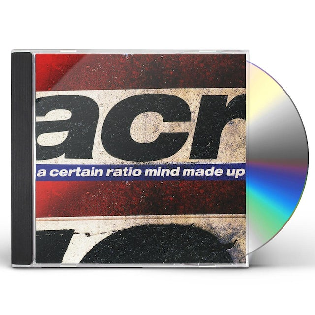 A Certain Ratio MIND MADE UP CD