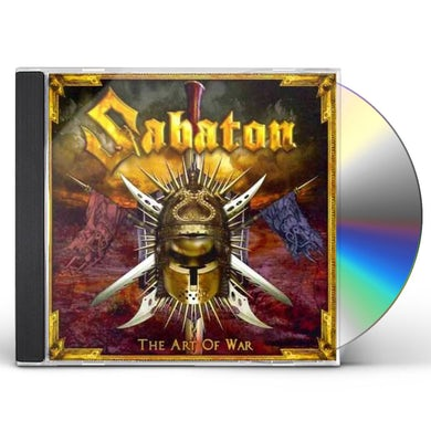 Sabaton ART OF WAR (RE-ARMED) CD