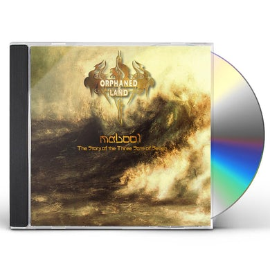 Orphaned Land MABOOL: THE STORY OF THE THREE SONS OF SEVEN CD