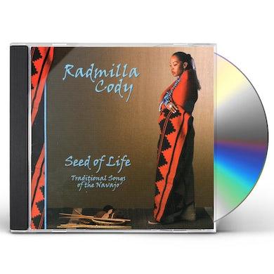 Radmilla Cody SEED OF LIFE CD