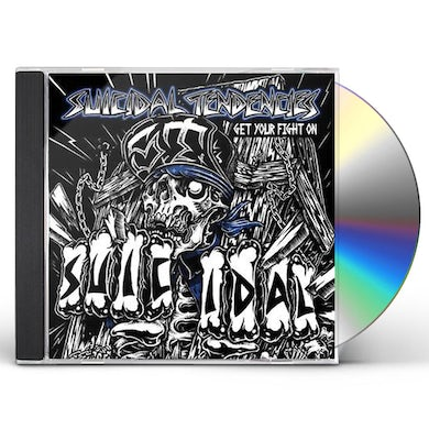 Suicidal Tendencies GET YOUR FIGHT ON CD