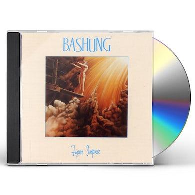 Alain Bashung FIGURE IMPOSEE CD