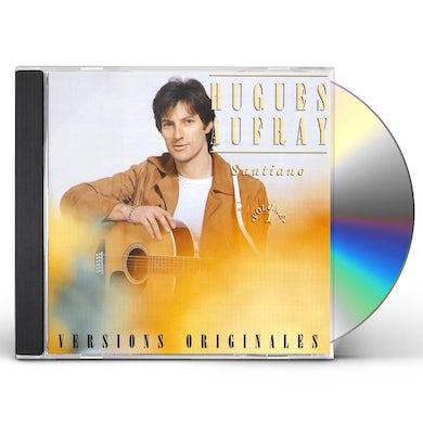 Hugues Aufray SANTIANO CD