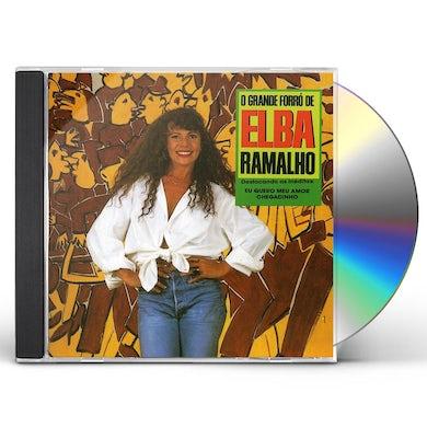 Elba Ramalho O GRANDE FORRO DE CD