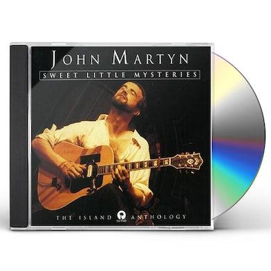 John Martyn SWEET LITTLE MYSTERIES: ISLAND ANTHOLOGY CD