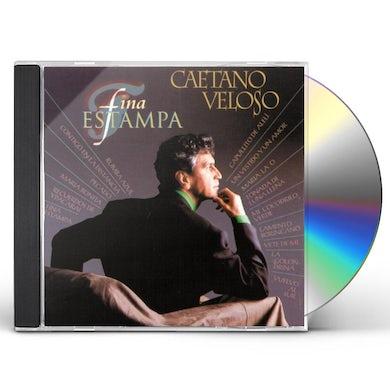Caetano Veloso FINA ESTAMPA CD