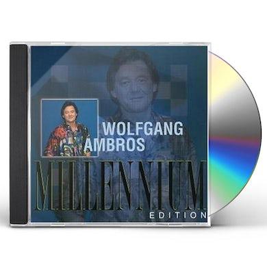 Wolfgang Ambros MILLENNIUM EDITION CD